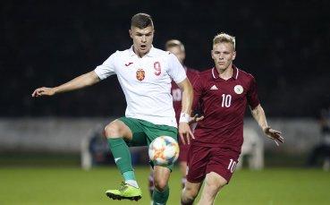 ЦСКА се разделя с младежки национал