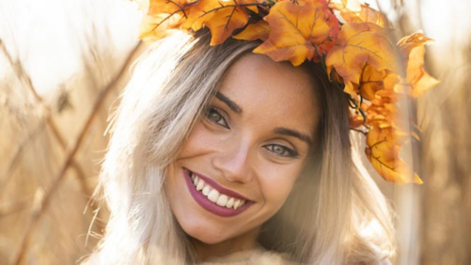 Есенни грим тенденции или как да озарите лицето с мека светлина