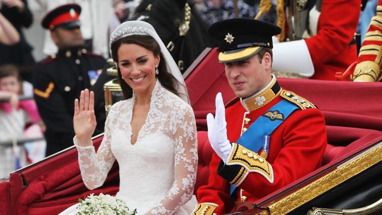 Гафове, които са се случили по време на кралските сватби