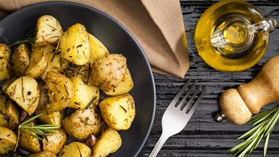 Не правете това, когато готвите картофи