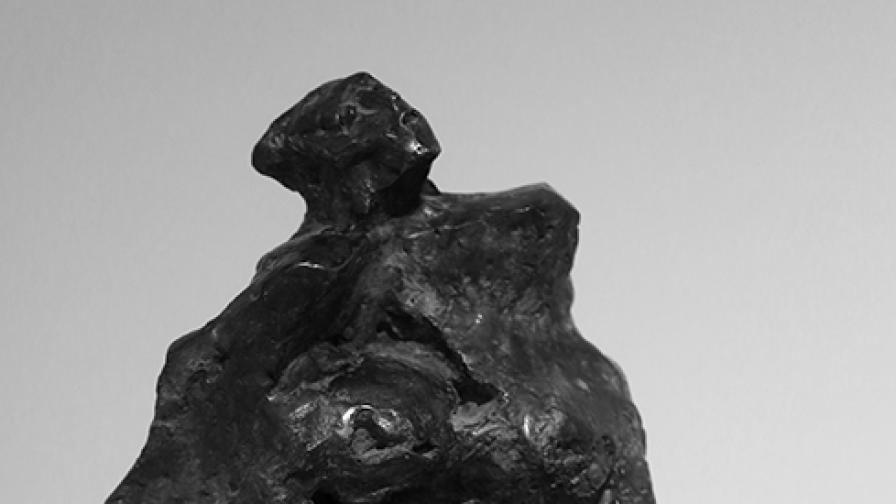 Валентин Старчев скулптура и рисунки
