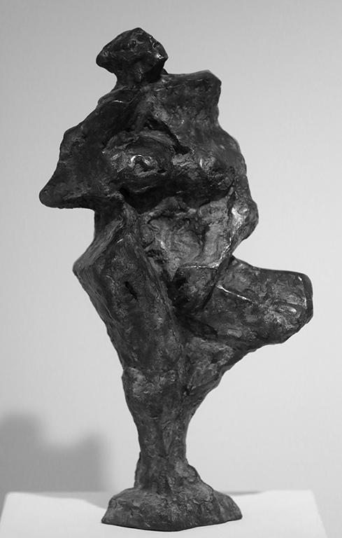 <p>Екстаз, бронз</p>  <p>Валентин Старчев скулптура и рисунки в Галерия &quot;Контраст&quot;</p>