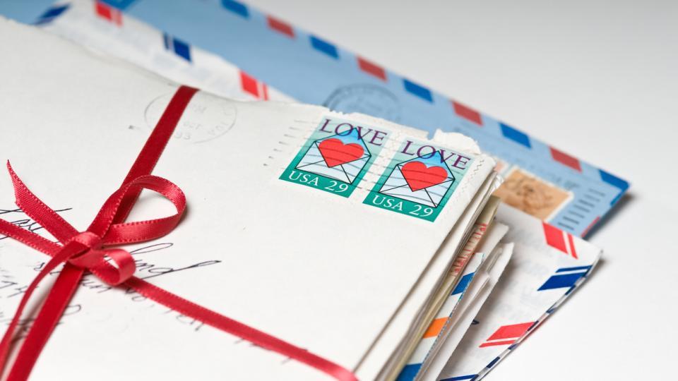 любовно писмо любов