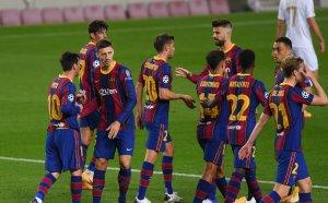 Барселона тръгна мощно в ШЛ след голово шоу срещу Ференцварош (видео + галерия)
