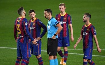 Официално: Барселона обяви нови договори за цели четири звезди