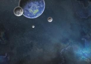 Сонда на НАСА взе проба от астероида Бену