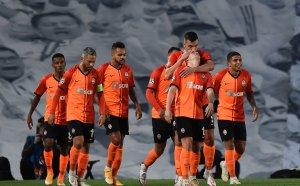 Шахтьор Донецк нанесе звучен шамар на Реал Мадрид