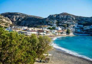 Земетресения люлеят Гърция в последните дни