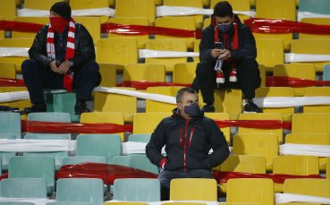 Ето как ще се спазват противоепидемичните мерки на Националния стадион