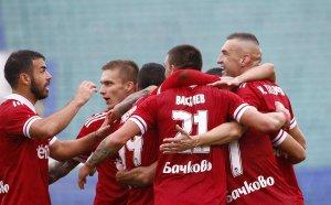 НА ЖИВО: Черно море 0:0 ЦСКА 1948