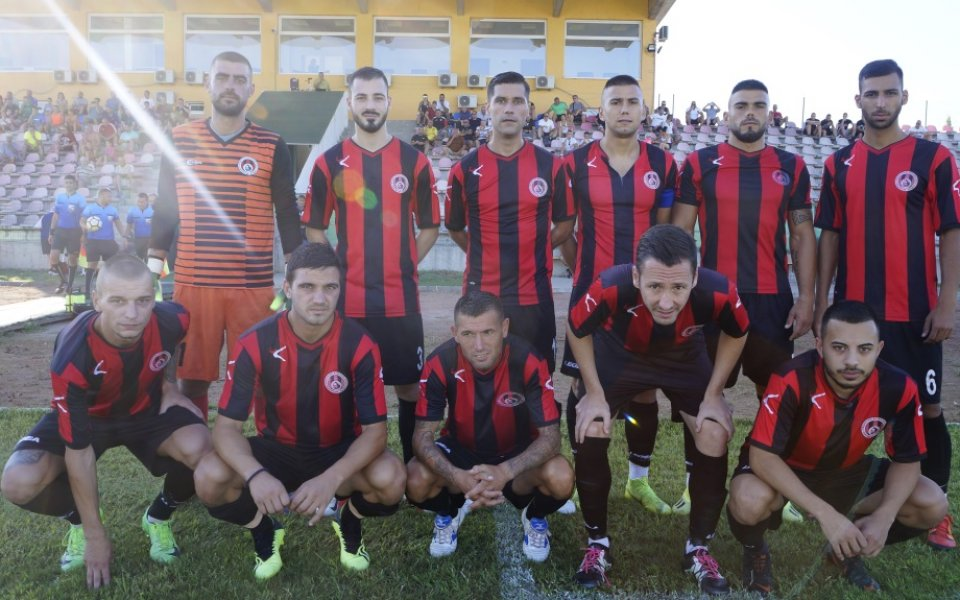 Локомотив Мездра с минимална загуба като гост от Янтра Полски Тръмбеш