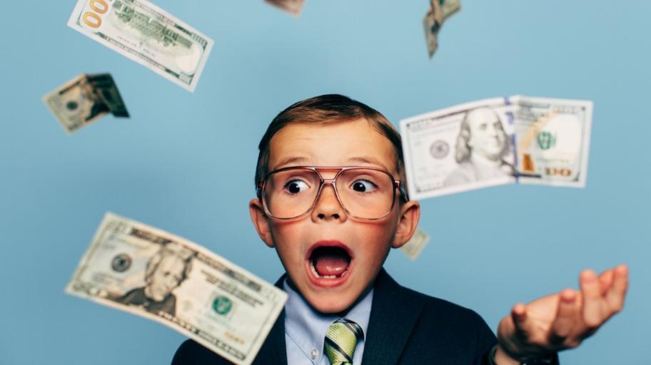 Малки богаташи: 10 деца, които станаха милионери