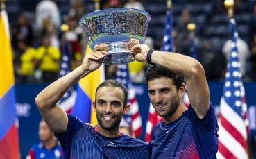 Двойка №1 в света и 9 шампиони от Шлема идват на Sofia Open