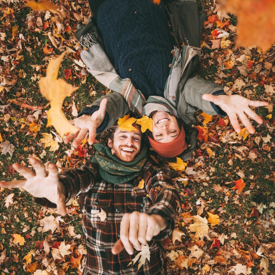 двойка есен