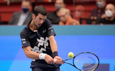 Джокович с втора победа във Виена, подобри рекорд на Сампрас