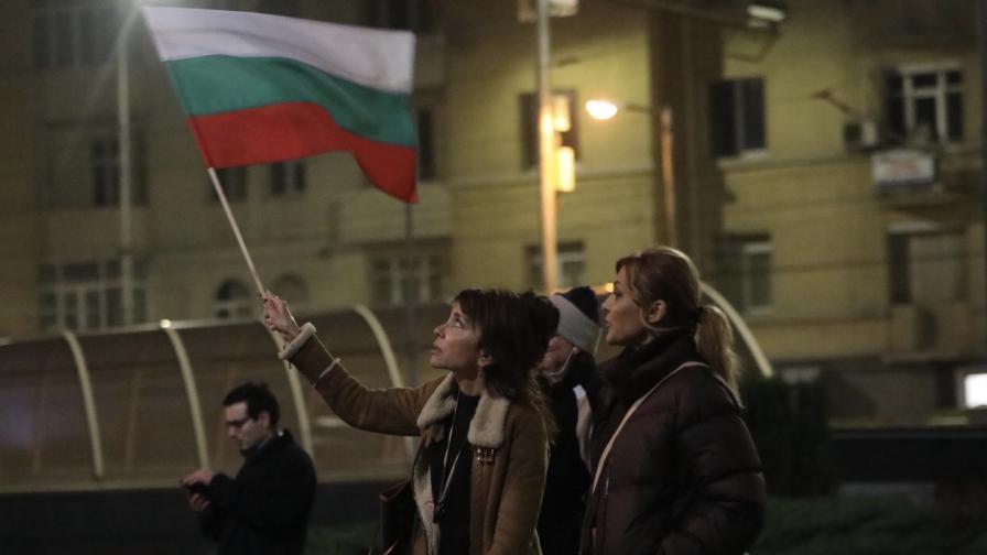 114-та вечер на антиправителствени протести
