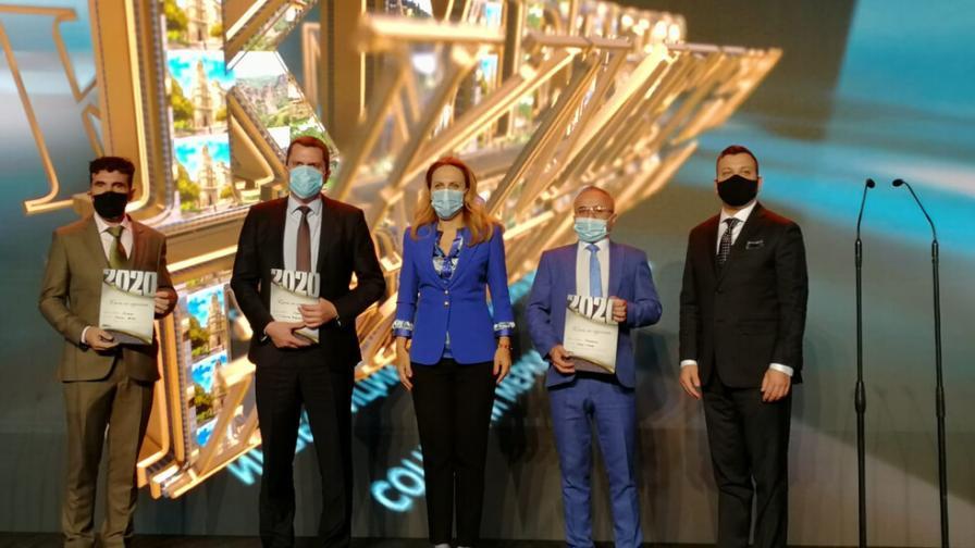 <p>Това са&nbsp;големите победители в &quot;Кмет на годината&quot;&nbsp;</p>