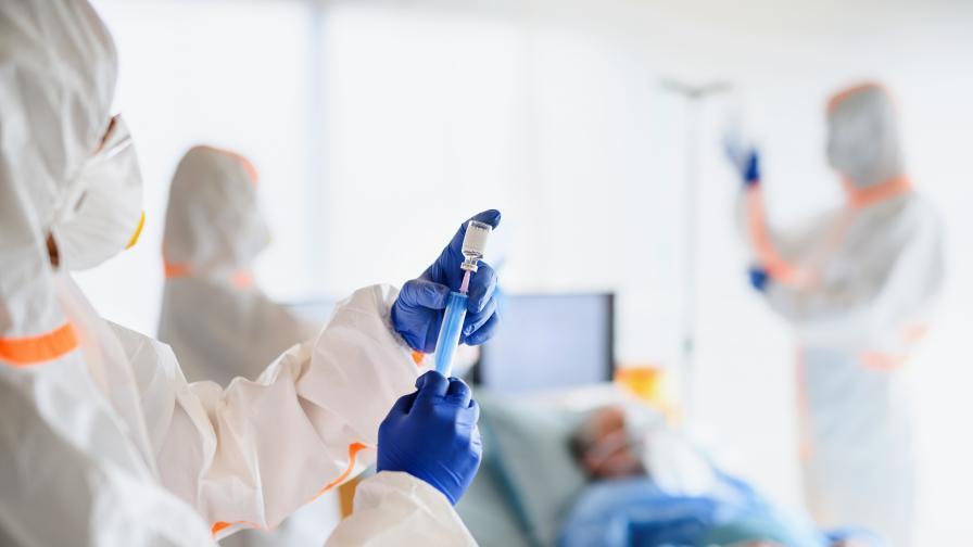 Болниците в Брюксел без места за пациенти с COVID-19, прехвърлят ги в Германия