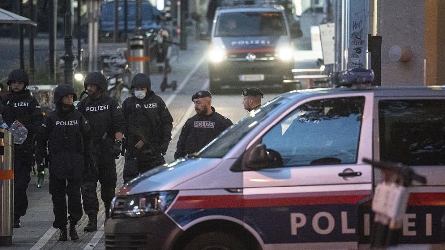 Словакия е предупредила Виена за нападателя