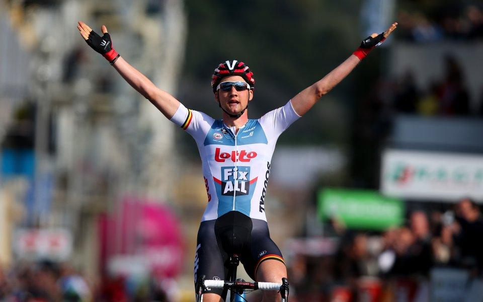 Тим Веленс с втори етапен успех в 14-ия тур от