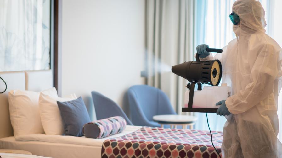Хотелиерите предоставят над 3 000 легла за борбата с COVID-19