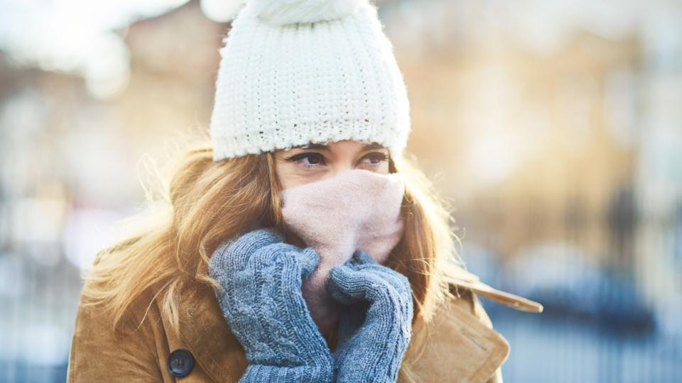 ръкавици зима