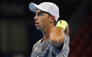 Адриан Андреев на полуфинал в Гърция