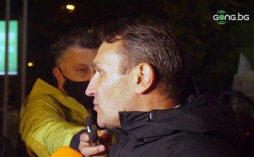 Папарков: Генчев ще мине тестове в понеделник