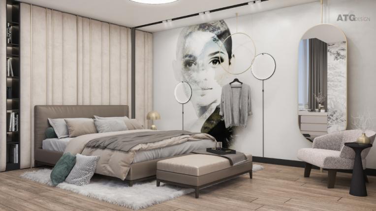 Как да превърнем спалнята в стилно убежище