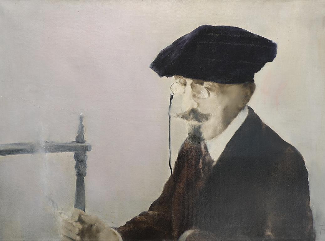 <p>Портрет на Кирил Христов &ndash; м.б. платно</p>
