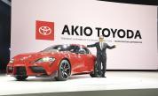<p>Шефът на Toyota отново &bdquo;скочи&rdquo; срещу е-колите</p>