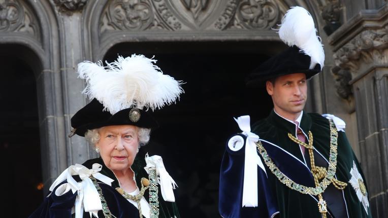 """Разкрити тайни на кралското семейство от биографията """"Битката на братята"""""""