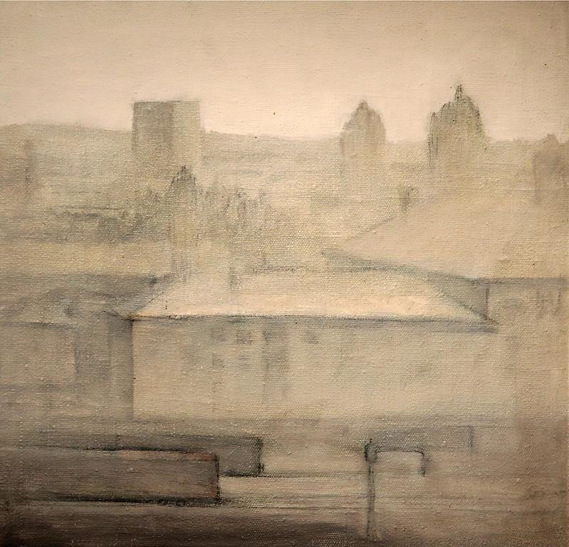 <p>Колегите и художествената критика познават Петко Чурчулиев като изключително скромен творец, който обикновено се усамотява, за да работи.</p>