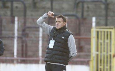 Бруно Акрапович: Доволен съм, ще дойде и голът