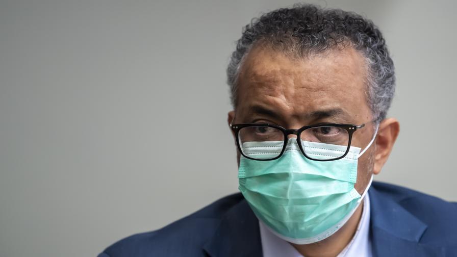 СЗО: Ваксината сама по себе си няма да спре пандемията