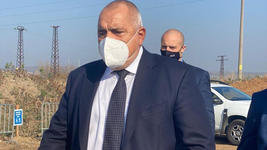 <p>Борисов: България твърдо подкрепя Албания&nbsp;&nbsp;</p>
