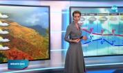 Прогноза за времето (16.11.2020 - централна емисия)