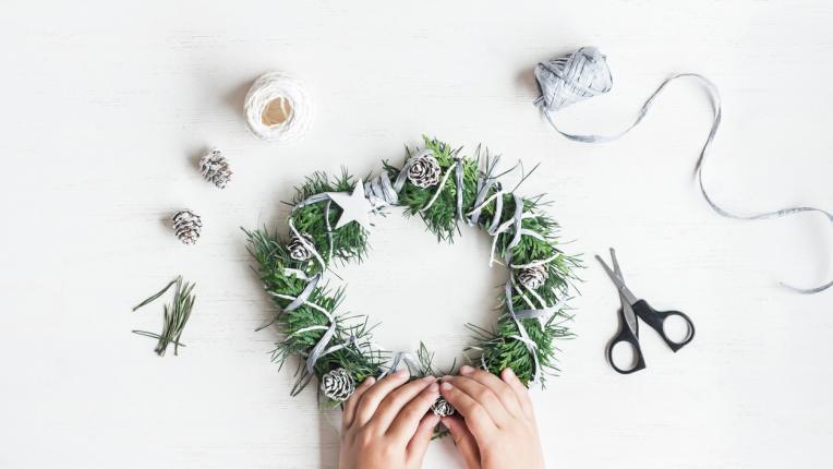 Новогодишна украса за привличане на щастие и късмет през 2021 г.