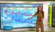 Прогноза за времето (18.11.2020 - сутрешна)