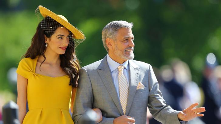 """Джордж Клуни за бащинството: """"Толкова съм щастлив, че близнаците могат да разчитат един друг"""""""