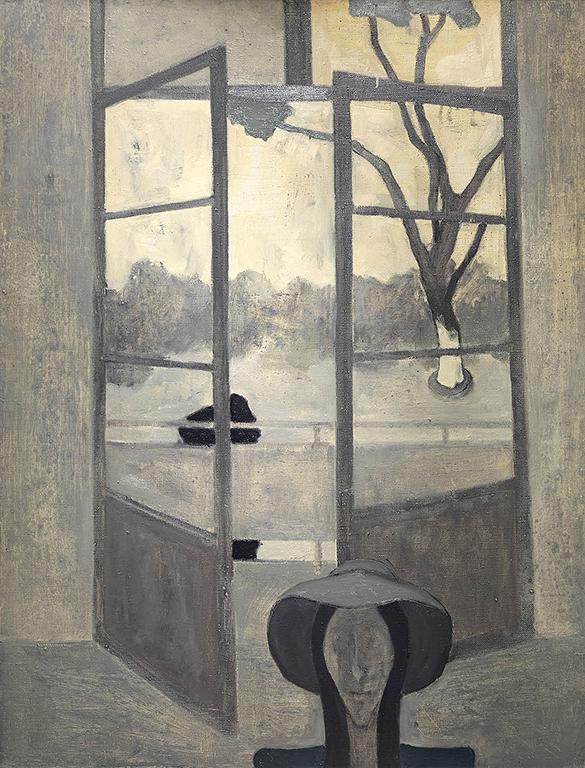 <p>Йордан Кацамунски - изложба по повод пет години от кончината на художника в Галерия &bdquo;Арте&rdquo;</p>