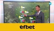 Прогноза за времето (21.11.2020 - централна емисия)