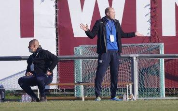 Мариан Христов: Като са ни вкарали два гола, ние трябваше да отбележим три