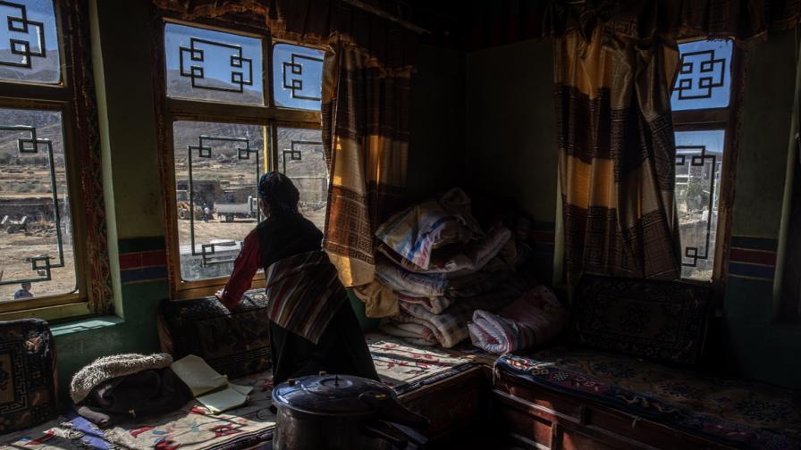 Китай инвестира милиарди в Тибет