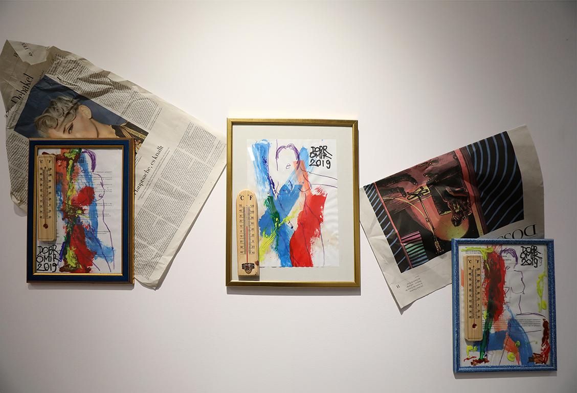 <p>Изложбата като философия доказва очевидни неща, както казваше Руен Руенов. Просто напомняне за това как през изкуството светът се гледа с други очи, а понякога даже се вижда. Йово Панчев, куратор</p>