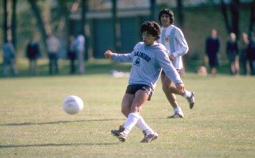 Платини: Диего бе най-големият футболен любовник