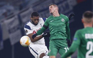 Десподов: Ще изиграем оставащите два мача за честта на Лудогорец