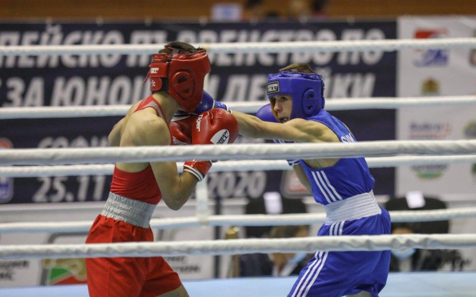 Любомир Ангелов с бронз от Европейското първенство в София