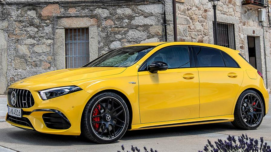 Mercedes-AMG A45 S 4MATIC