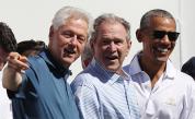 Трима президенти на САЩ ще се ваксинират срещу COVID-19 на живо пред камерите